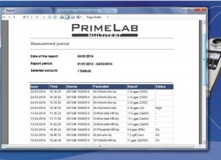 PDA Test Report500x500